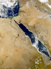 Red Sea & Nile