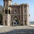 Damietta barrage gate