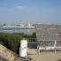 Solar power and weir
